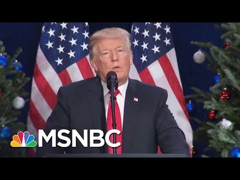 Debunked: Donald Trump's Claim Barack Obama Didn't Say Merry Christmas | All In | MSNBC