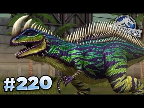 MAX SUPRANNOTITAN! || Jurassic World - The Game - Ep220 HD