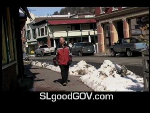 Clyde Rabideau - Walk Through Downtown Saranac Lake, NY