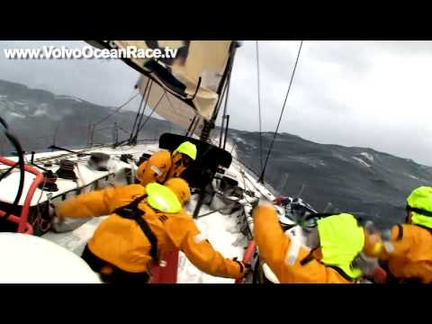 Test of endurance - Volvo Ocean Race 2008-09