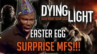 Dying Light Easter Eggs | SurpriseMFs!!! Blueprint Location Tutorial