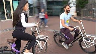 Reckful goes biking with Turkish girl