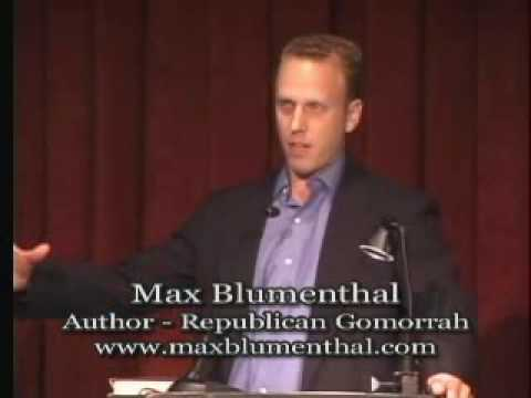 Talk - Max Blumenthal - Inside the Movement that Shattered the Party