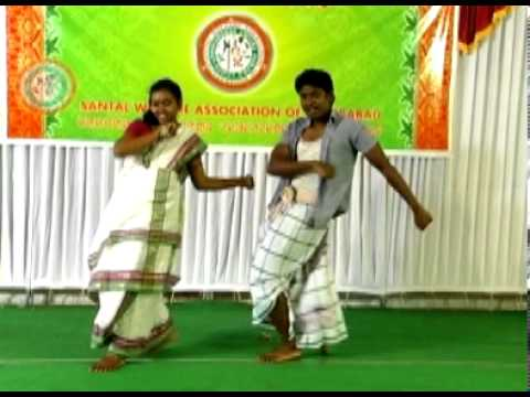 Dangua Mone Do...performance at SWAH Annual get together function 2013