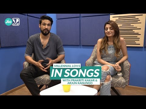 Millennial Love In Songs Arjun Kanungo & Prakriti Kakar