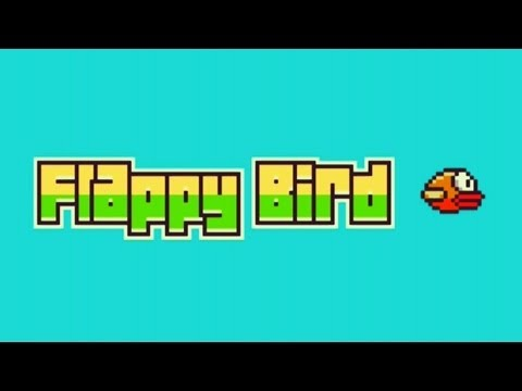 FLAPPY BIRD - Jogo Lixo Viciante!!! (Flappy Bird Gameplay)