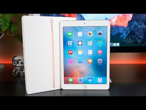Apple iPad Pro 9.7-inch: Unboxing & Review