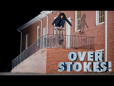 "Chris Pfanner's ""Holy Stokes!"" Over Stokes"