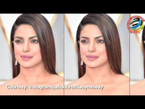 Hot Priyanka Chopra sizzles at Oscars 2017 | Watch Video
