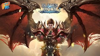 Blades and Rings MMORPG (By 37GAMES) HD Gameplay [AndroGaming]