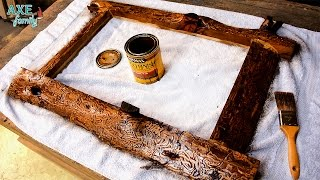 DIY Picture Frame | Axe Family
