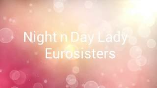[パラパラ/Parapara ]Night n Day Lady / Eurosisters #Love Wins [踊ってみた]