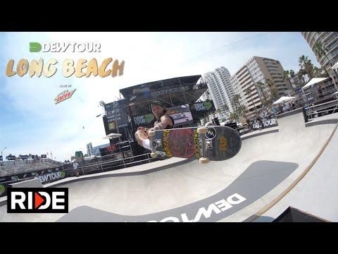 Sean Malto, Evan Smith & More -  Dew Tour Long Beach 2016