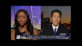 HLN - Dr. Youn On Botched Plastic Surgery And Buttock Injection Disaster