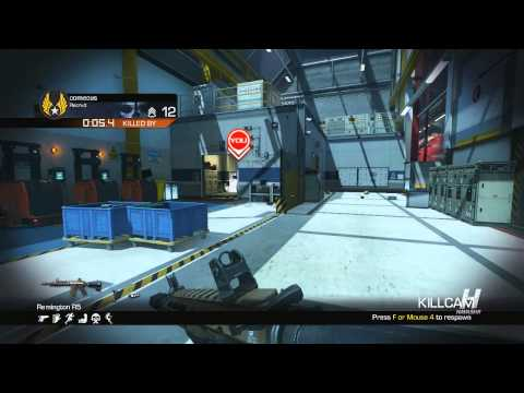 VAZOU! Nome de todos os mapas, modos de jogo e mais de Advanced Warfare
