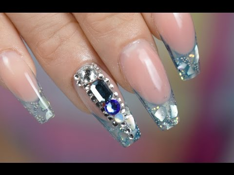 HOW TO ice nails! Red Iguana | April Ryan