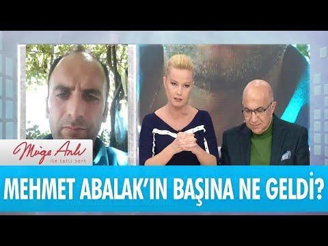 Mehmet Abalak'ın başına ne geldi? - Müge Anlı İle Tatlı Sert  24 Kasım 2017