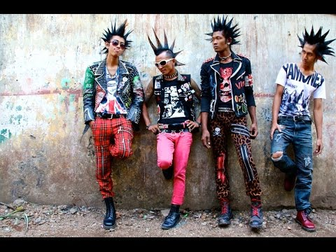 Punk Documentary - Burma Punk (Myanmar Punk)