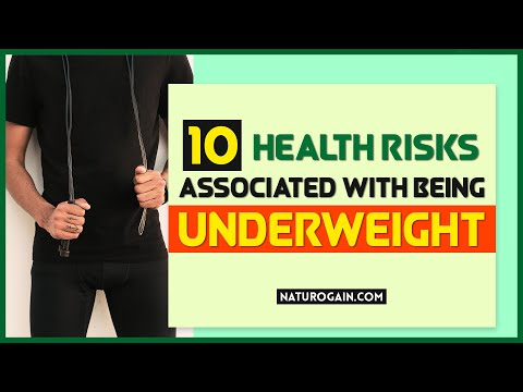 10 Health Risks Associated With Being Underweight and Natural Ways to Avoid Them