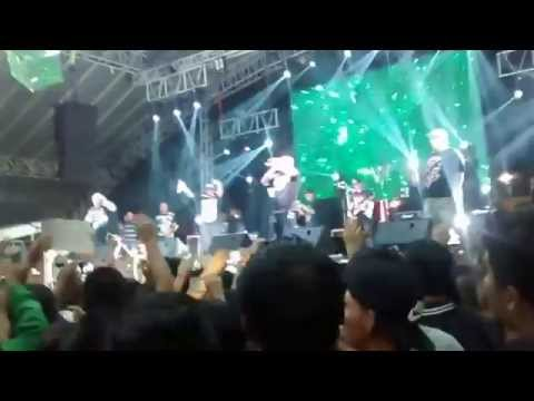 Extasis - Cartel De Santa Ft. Millonario Live  Expo Feria Huajuapan 2014 video