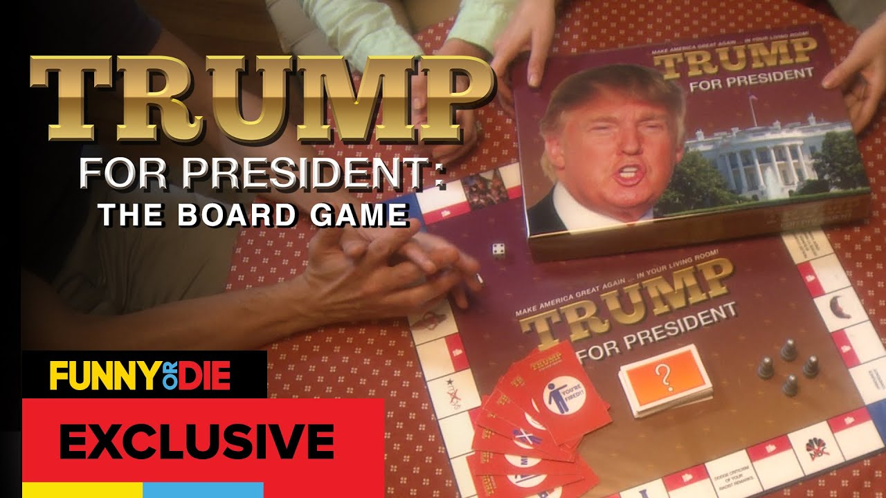 Trump For President The Board