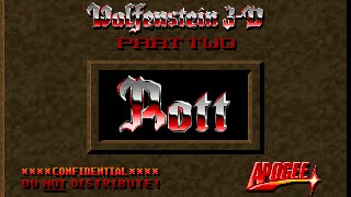 Wolfenstein 3D Part II : Rise of the Triad (Beta remake, 2015) for MS-DOS