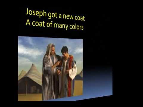 Christian kid's song -Joseph Was A Dreamer
