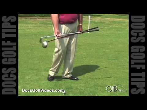 Golf Lesson - Understanding the Golf Power Point - Darrell Klassen