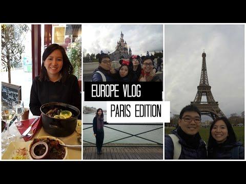 Europe Vlog : Paris Edition | Amelia Ristiyana