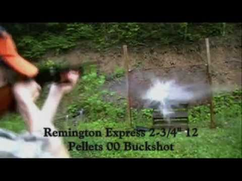 Shooting Ballistic Test Vol. 1