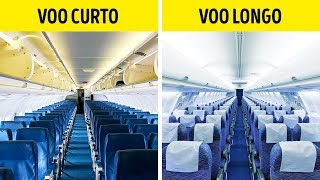 Por Que Os Assentos Dos Aviões Quase Sempre São Azuis?