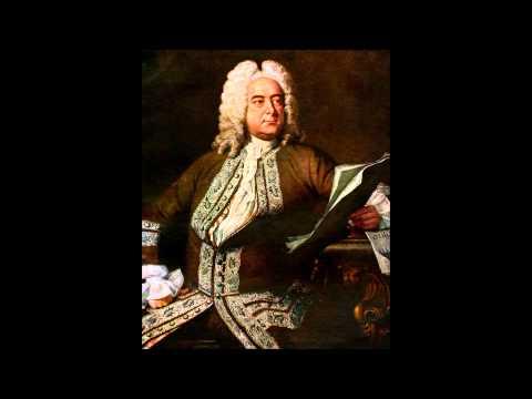 Georg Friedrich Händel - Минуэт в D из