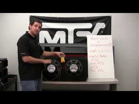 How to Wire Your Subwoofers to the Correct Impedance for Your Amplifier