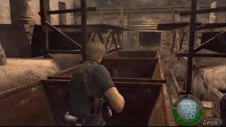 BIOHAZARD 4 HD Chapter 4-3 通常プレイ  (Resident Evil 4 Playthrough)