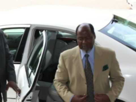 Interview Chissano Maputo 3