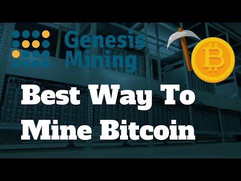 Best Way To Mine Bitcoin In 2017