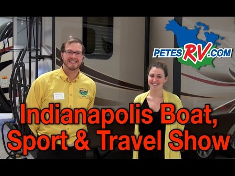 Indianapolis Boat, Sport & Travel Show | 2/19-2/28/2016