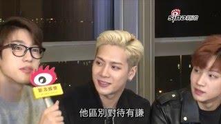 【專訪】GOT7笑談廣東話:你食咗扮未?