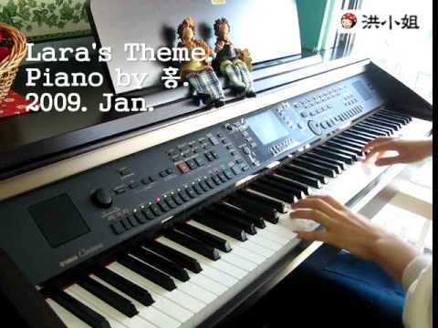 Lara's Theme (Piano Ver.) Music Videos