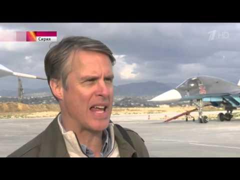 Китайцы и американцы в ШОКЕ от российской авиабазы ВВС Хмеймим в Сирии