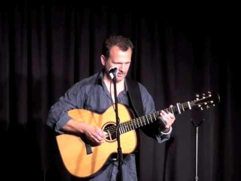 Martin Simpson - Concert Conversations Part 1