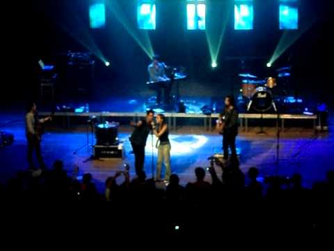 JARS OF CLAY - Amazing Grace - Oxigenio 2011