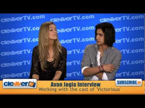 Avan Jogia Interview: Victorious Cast Video