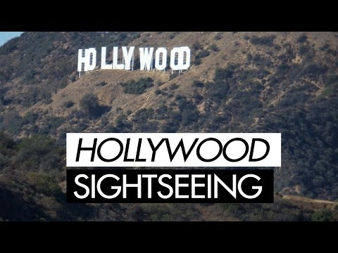 Los Angeles Vacation Travel Guide | Sightseeing Hollywood