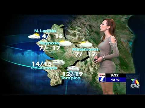 El Clima en Monterrey 02/01/2011