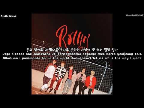 download lagu B1a4 - Smile Mask Hangul, Romanization, Eng Sub gratis