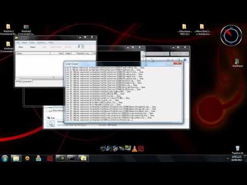 FixHall instalacion WarDota2 (Comunidad Latina)