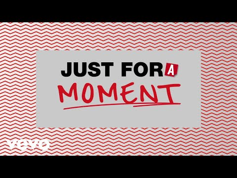 Just for a Moment (HSMTMTS | Official Lyric Video | Disney+)