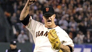 Every Out from Matt Cain's Perfect Game