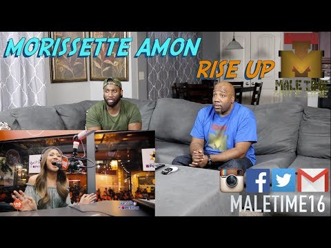 Morissette Amon performs 'Rise Up' LIVE on Wish 107.5 Bus